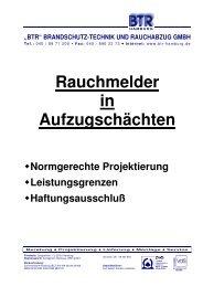 Newsletter Dekra - BTR Hamburg