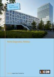 Roche Diagnostics_Rotkreuz - Leicom AG