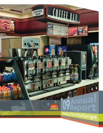 2009 Annual Report - Casey's General Store