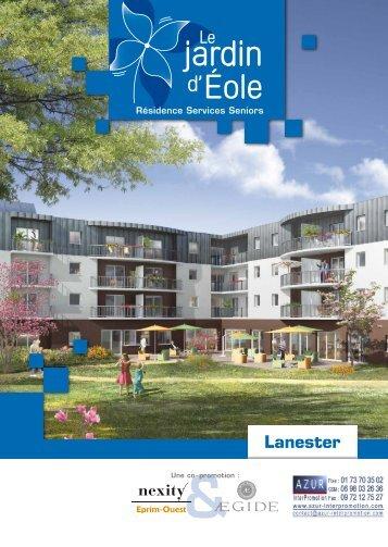 56 Lanester - Jardin d'Eole - Azur InterPromotion