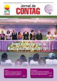 Começa a preparação da Marcha das Margaridas 2011 - Contag