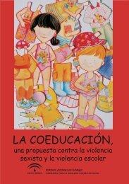 La coeducación - Junta de Andalucía