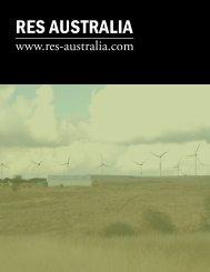 RES AUSTRALIA - The International Resource Journal