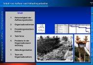 und Ablauforganisation - Rz.fh-augsburg.de