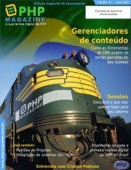 Edicao 01 - PHP Magazine - Hudson Costa