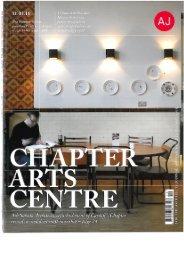 The Architects' Journal - Ash Sakula