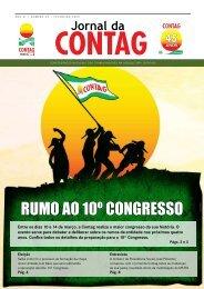 RUMO AO 10º CONGRESSO - Contag