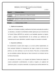 Registro Contable de Bienes Nacionales - Indetec