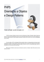 PHP 5 - Hudson Costa