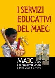 I SERVIZI EDUCATIVI DEL MAEC