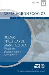 12 - Buenas Prácticas de Manufactura. Una guía para pequeños y ...