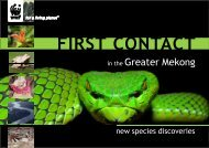 First Contact - WWF