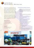 our latest brochure. - AgroTech Russia - Page 2