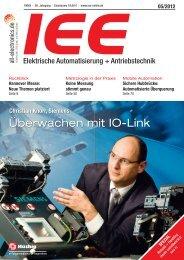 PDF-Ausgabe herunterladen (30 MB) - IEE