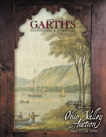 Download catalog pages 1-69 - Garth's Auctions, Inc.