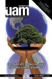 Combatir el cambio climático es luchar contra la pobreza - UAM ...