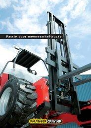 Brochure Crayler Passie - Palfinger