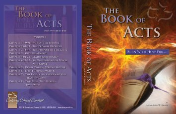 Book of Book of - Calvary Central