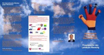 Internationale Wochen gegen Rassismus 2013 Programm für den ...