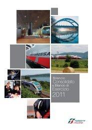 Consolidato Esercizio - Ferrovie dello Stato Italiane