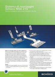 Brochure tecnica informativa Staffe di montaggio ... - Infobuildenergia.it