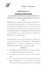 3 Schema di Accordo Quadro e relativi allegati - Ferrovie dello Stato ...