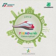 Treno Verde 2012 - Ferrovie dello Stato Italiane