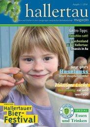 hallertau magazin 2014-1