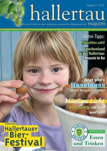 Hallertau Magazin 1/2014