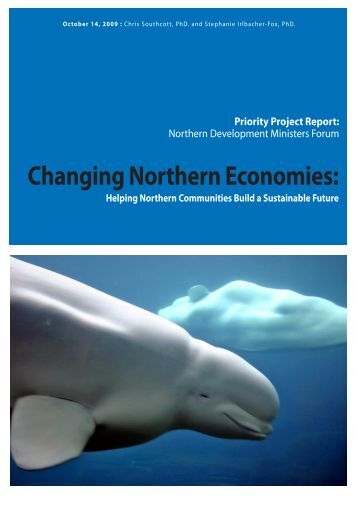 Book 1 - Northern Alberta Development Council - Government of ...
