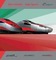 Alta Velocità High Speed - Trenitalia