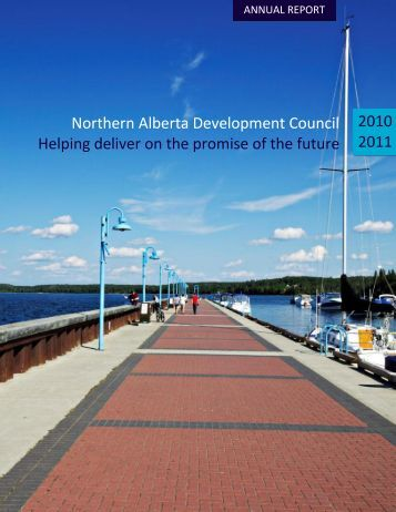 Read the NADC's latest Annual Report for an - Northern Alberta ...