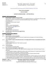 I-Roma: Servizi alberghieri - Ferrovie dello Stato Italiane