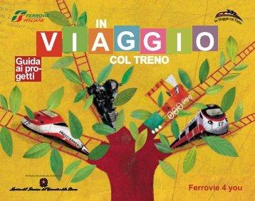 """La Guida """"in viaggio col treno"""" - Progetto Scuola - Ferrovie dello ..."""