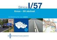 Silnice I/57 Krnov - Ředitelství silnic a dálnic
