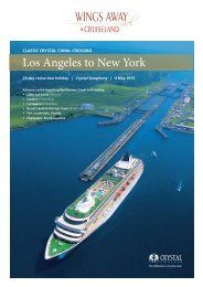 Los Angeles to New York - Wingsaway.com.au