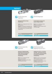 Produktübersicht Kupplungen - Mader