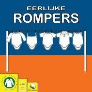 HALINK EERLIJKE ROMPERS