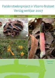 Verslag-paddenstoelen-brakona2007.doc - Natuurpunt