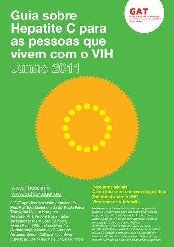Guia sobre Hepatite C para as pessoas que vivem ... - VectWeb SM