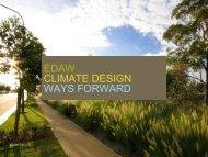 EDAW CLIMATE DESIGN - Civic Exchange
