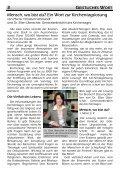 KLARENBACHBOTE - Evangelische Klarenbach-Kirchengemeinde - Page 3
