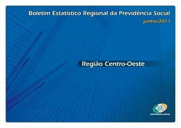 Junho de 2011 - Ministério da Previdência Social
