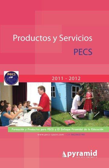 Productos y Servicios PECS