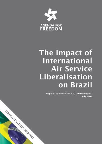 The Impact of International Air Service Liberalisation on Brazil