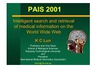 PAIS 2001