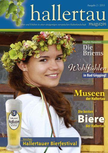 Hallertau Magazin 2/2013