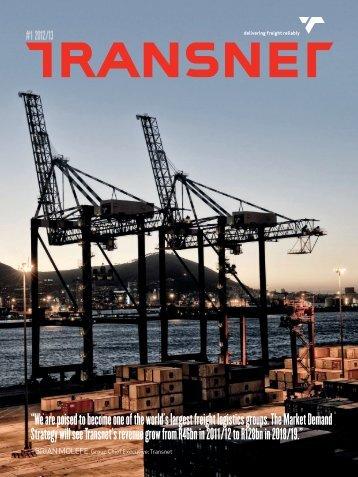 External Magazine - Transnet