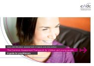 Practitioners Guide - Bath & North East Somerset Council