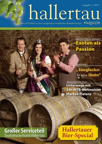 hallertau magazin 2013-1